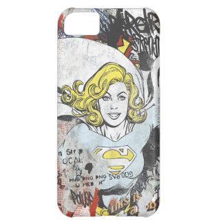 Supergirl Comic Capers 3 iPhone 5C Case