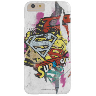 Supergirl Comic Capers 4 Barely There iPhone 6 Plus Case