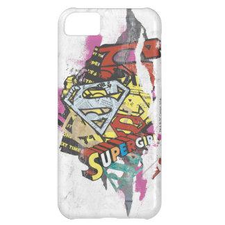 Supergirl Comic Capers 4 iPhone 5C Case