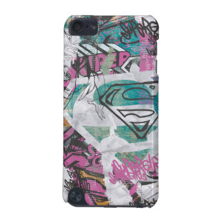 Supergirl Comic Capers Pattern 11 iPod Touch 5G Case
