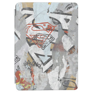 Supergirl Comic Capers Pattern 1 iPad Air Cover