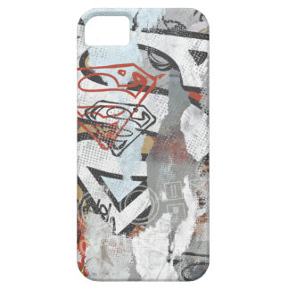 Supergirl Comic Capers Pattern 1 iPhone 5 Cover
