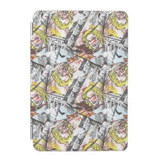 Supergirl Comic Capers Pattern 2 iPad Mini Cover