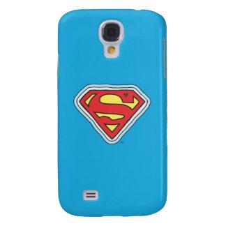 Supergirl Comic Logo 2 Galaxy S4 Case