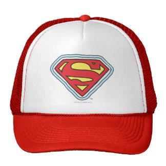 Supergirl Comic Logo Cap