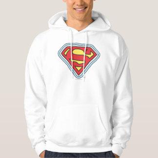 Supergirl Comic Logo Hoodie