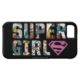 Supergirl Comic Logo iPhone 5 Cover