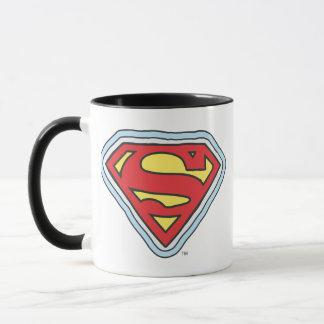 Supergirl Comic Logo Mug