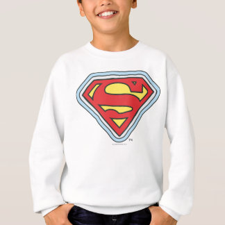 Supergirl Comic Logo Sweatshirt