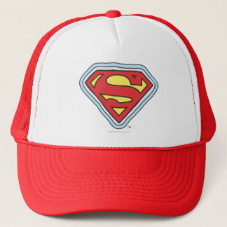 Supergirl Comic Logo Trucker Hat