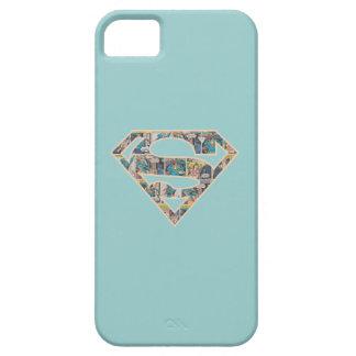 Supergirl Comic Strip Logo iPhone 5 Case