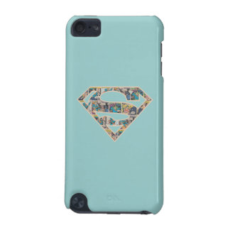 Supergirl Comic Strip Logo iPod Touch (5th Generation) Case