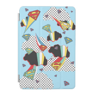 Supergirl Crazy Sky iPad Mini Cover