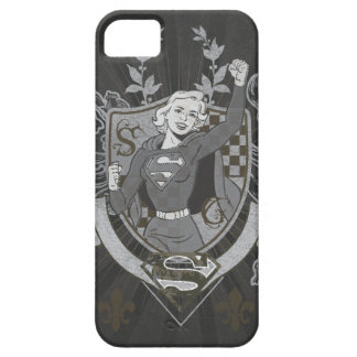 Supergirl Crest Barely There iPhone 5 Case