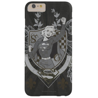 Supergirl Crest Barely There iPhone 6 Plus Case
