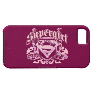 Supergirl Crest Design Case For The iPhone 5