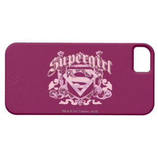Supergirl Crest Design iPhone 5 Cases