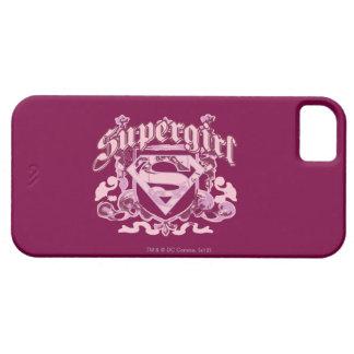 Supergirl Crest Design iPhone 5 Cover