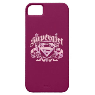 Supergirl Crest Design iPhone 5 Cover