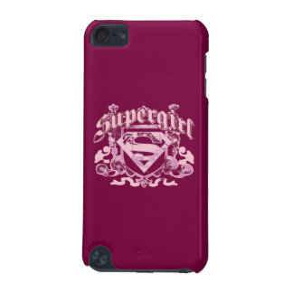 Supergirl Crest Design iPod Touch (5th Generation) Cases
