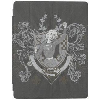 Supergirl Crest iPad Cover