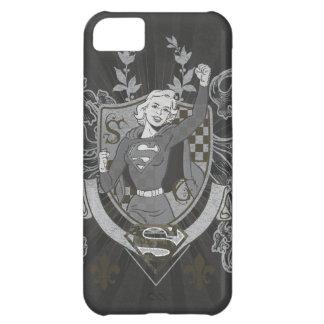 Supergirl Crest iPhone 5C Case