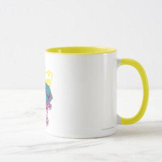 Supergirl Cursive Mug