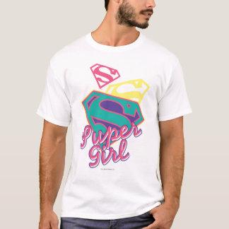 Supergirl Cursive T-Shirt