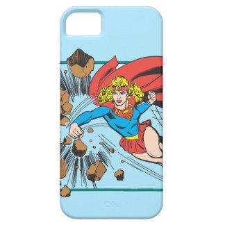 Supergirl Destroys Boulder Case For The iPhone 5