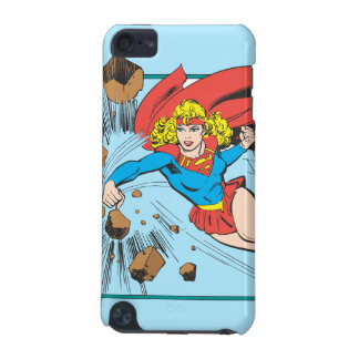 Supergirl Destroys Boulder iPod Touch 5G Covers