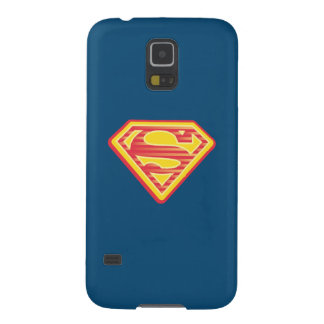 Supergirl Far-Out Logo Galaxy S5 Cover