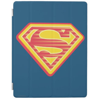 Supergirl Far-Out Logo iPad Cover