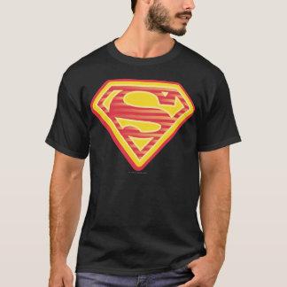 Supergirl Far-Out Logo T-Shirt
