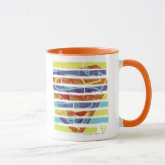 Supergirl Filmstrip Mug