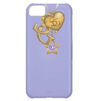 Supergirl Gold Locket iPhone 5C Case