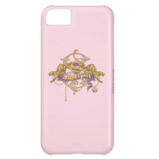 Supergirl Golden Cat 2 iPhone 5C Case