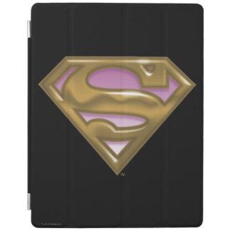 Supergirl Golden Logo iPad Cover