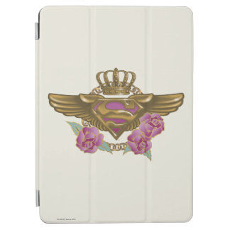 Supergirl Golden Wings iPad Air Cover
