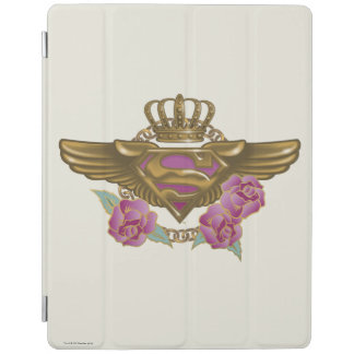 Supergirl Golden Wings iPad Cover