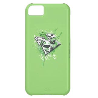 Supergirl Green Spills iPhone 5C Case