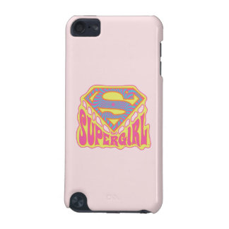 Supergirl Groovy Logo iPod Touch 5G Case