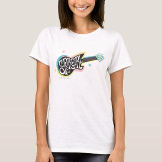 Supergirl Guitar T-Shirt