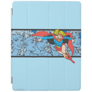 Supergirl Head Shots iPad Cover