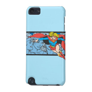 Supergirl Head Shots iPod Touch (5th Generation) Cover