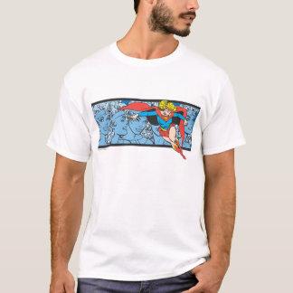 Supergirl Head Shots T-Shirt