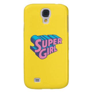 Supergirl J-Pop 10 Galaxy S4 Case