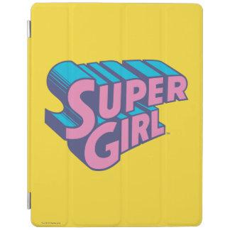 Supergirl J-Pop 10 iPad Cover