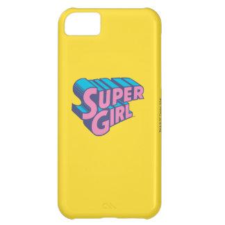 Supergirl J-Pop 10 iPhone 5C Case