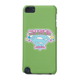 Supergirl J-Pop 12 iPod Touch (5th Generation) Cases