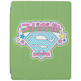 Supergirl J-Pop 12 iPad Cover